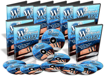 wp 60vids 60 WordPress Mastery Video Tutorials